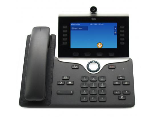Cisco 8845 Black IP Display Video Speakerphone - Grade A