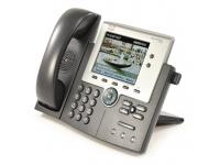 Cisco CP-7945G Charcoal IP Display Speakerphone - Grade A