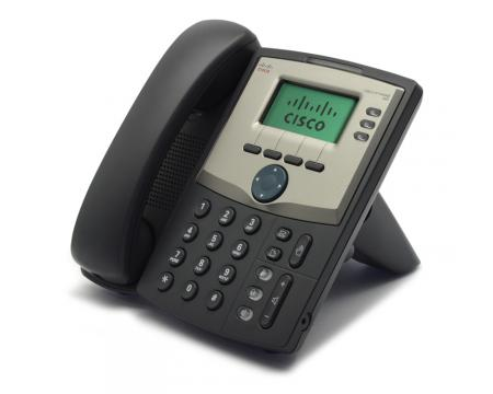 Cisco SPA303 Charcoal IP Display Speakerphone - Grade A