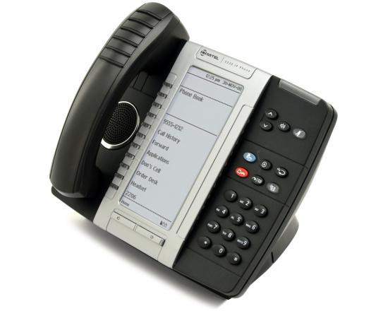 Mitel 5330 IP Dual Mode Display Phone (50005070)
