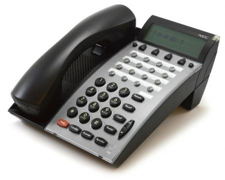 Electra Elite DTU 16D 2 Black Display Speaker Phone 770032