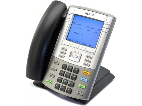 Nortel IP 1140E Display Phone with TEXT Keys (NTYS05)