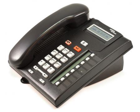 Norstar T7208 Charcoal Telephone (NT8B26)