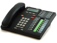 Nortel Norstar T7316 Charcoal Executive Phone (NT8B27)
