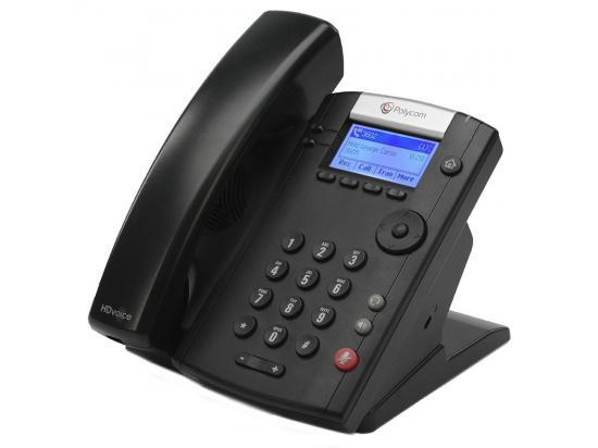 Polycom VVX 201 2-Line IP Phone (2200-40450-025)