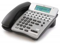 NEC Elite IPK DTH-16D-1 16 Button Black Display Speakerphone (780075)