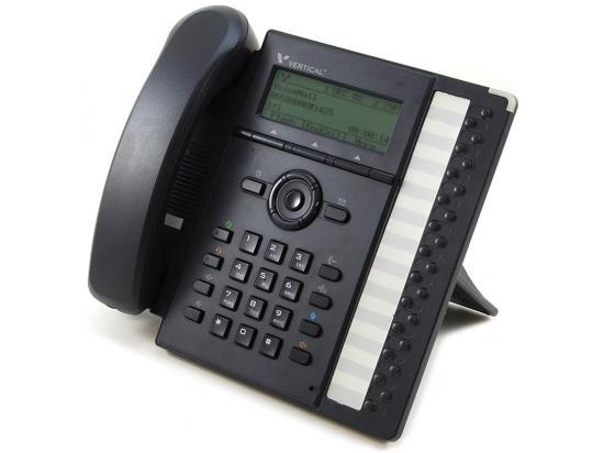 Vertical Edge 5000i 24-Button Black IP Display Speakerphone - Grade A