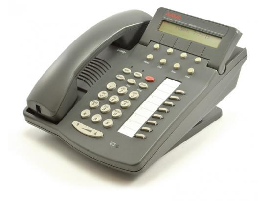 Avaya  6408D+ Grey Display Speakerphone - Grade B