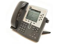 Cisco CP-7960G Charcoal IP Display Speakerphone - Grade B