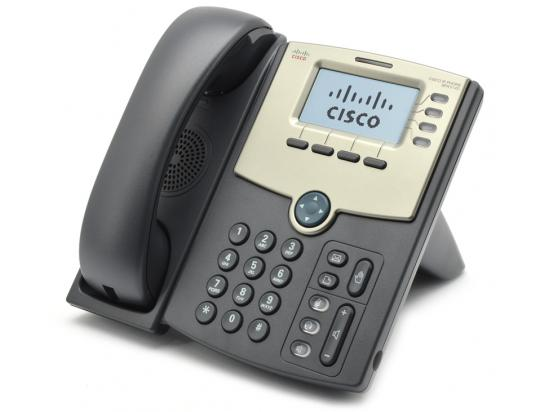 Cisco SPA514G IP 4-Line Gigabit SIP Phone