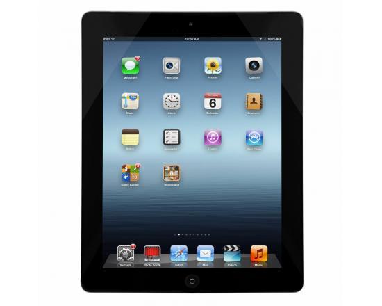 """Apple iPad A1458 4th Gen 9.7"""" Tablet 16GB - Black"""