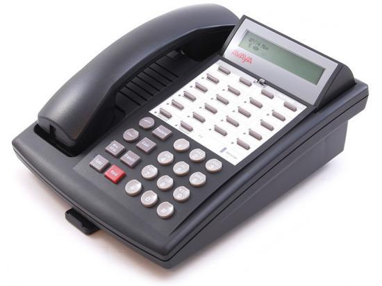 Avaya Partner 18D 18-Button Black Display Speakerphone - Grade B