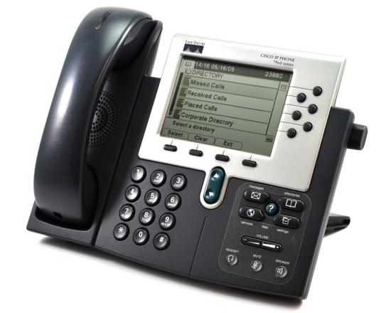 Cisco CP-7960 IP Display Phone