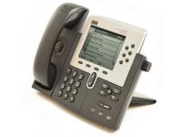 Cisco CP-7960G Charcoal IP Display Speakerphone - Grade A
