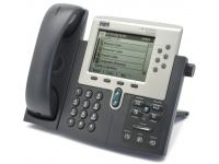 Cisco CP-7961G-GE Gigabit IP Display Speakerphone - Grade A