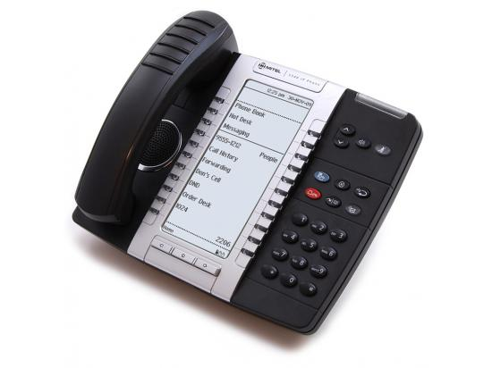 Mitel 5340 IP Dual Mode Large Backlit Display Phone (50005071)