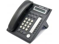 Panasonic KX-NT321-B Black Backlit Display VoIP Phone