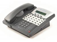 Vertical Edge 100 VW-E100-24 24-Button Black Digital Display Speakerphone - Grade A
