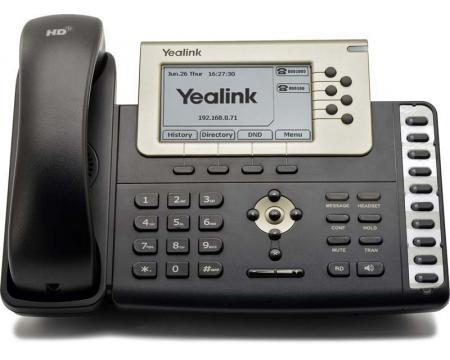 SIP-T38G Enterprise IP Phone - Grade B