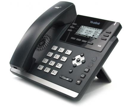 T42S Gigabit IP Phone