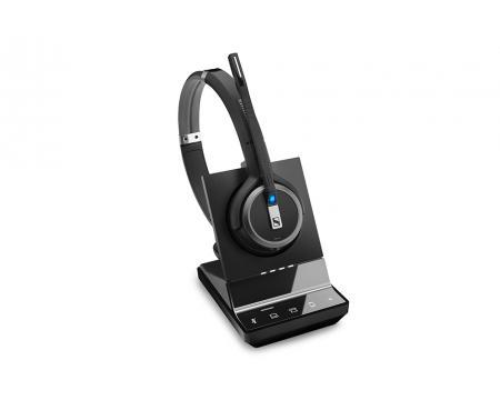 ec95e9c18f5 Sennheiser SDW 5065 Stereo DECT Wireless Headset