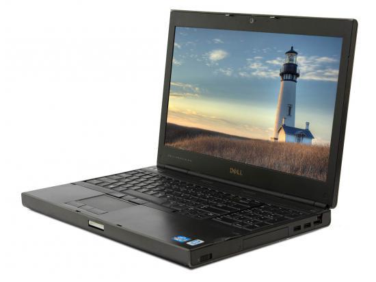 """Dell Precision M4600 15.6"""" Laptop i7-2760QM - Windows 10 - Grade B"""