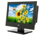 "RCA DECG13DR 13.3"" LED TV/DVD Combo Monitor - Grade A"