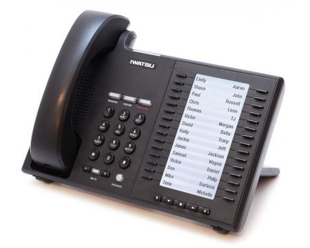 Iwatsu Icon IX-5930 Black IP Telephone (505930) - Grade A
