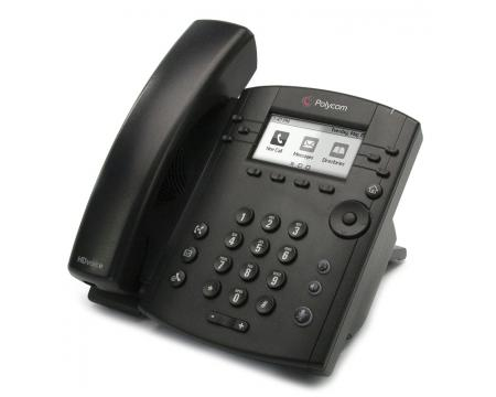 Polycom VVX 301 6-Line IP Phone (2200-48300-025)