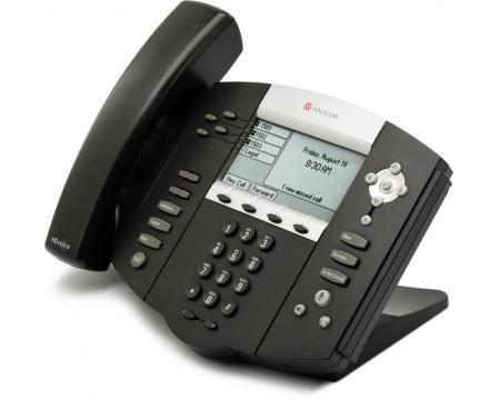 "Polycom SoundPoint IP 560 VoIP Display Phone (2200-12560-001) ""Grade B"""
