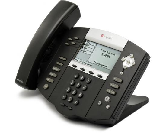 "Polycom SoundPoint IP 560 VoIP Display Phone (2200-12560-001) ""Grade B"""