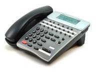 "NEC Dterm Series i DTR-16D-2 Black Display Speaker Phone (780048) ""Grade B"""