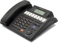 Panasonic KX-TS4200B Black 4-Line Display Speakerphone
