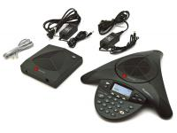 Polycom SoundStation 2W EX DECT 6.0 Wireless Conference Phone (2200-07800-160) - Grade A