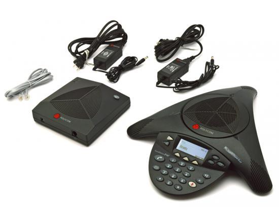 Polycom SoundStation 2W EX DECT 6.0 Wireless Conference Phone (2200-07800-160) - Grade A