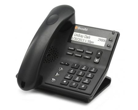ShoreTel 420 Black IP Display Speakerphone