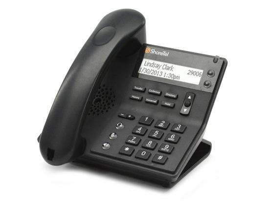 ShoreTel 420 Black IP Display Speakerphone (IP420)