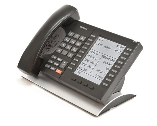 Toshiba DP5130-SDL Backlit Large Display Speakerphone