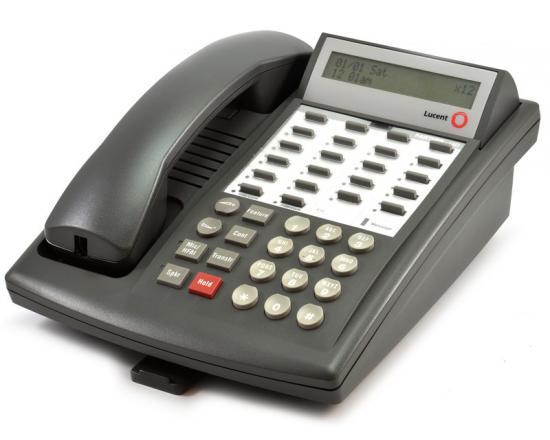 Avaya Euro Partner 18D 16-Button Grey Display Speakerphone - Grade A