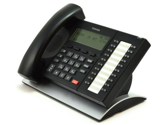 "Toshiba Strata DP5032-SD 20-Button Display Speakerphone ""Grade B"""