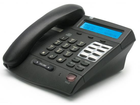 Vodavi XTS 3012-71 Black Digital Display Speakerphone - Grade B