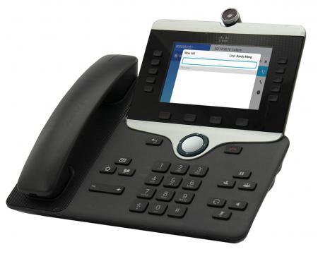 8865 Wi-Fi IP Video Phone (CP-8865-K9)