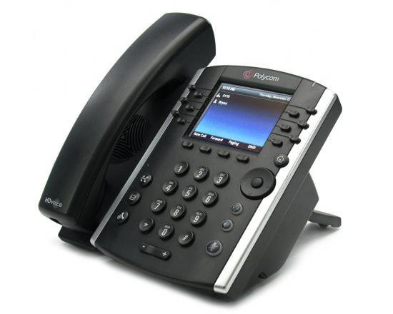 Polycom VVX 401 12-Line IP Phone (2200-48400-025)