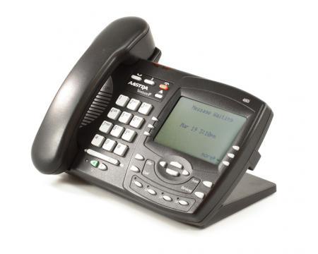 Aastra 480i Charcoal Display VoIP Speakerphone - Grade A