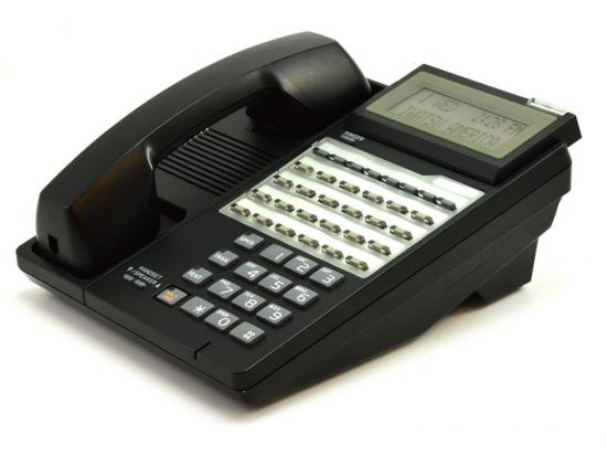 "Iwatsu Omega-Phone ADIX IX-24KTD-2 Black Display Speakerphone (104203) ""Grade B"""