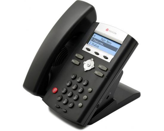 "Polycom SoundPoint 331 PoE Display Phone (2200-12365-025) ""Grade B"""