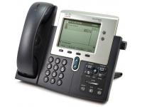 Cisco 7941G Charcoal IP Display Speakerphone - Grade A