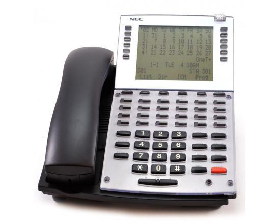 NEC Aspire 34 Button Black Super Display Phone (0890049)