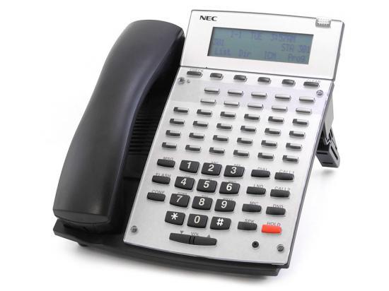 NEC Aspire 0890073 34-Button Black IP Display Phone - Grade A