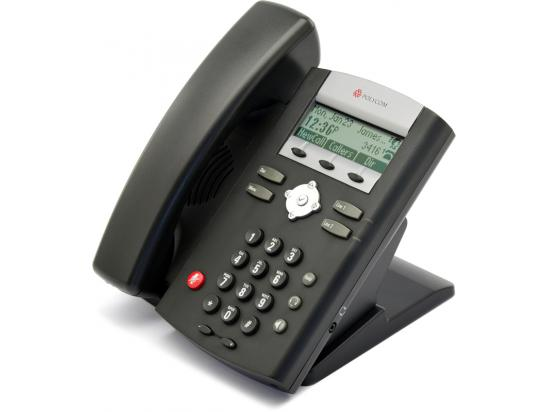 Polycom SoundPoint IP 320 PoE Display Phone (2200-12320-001)